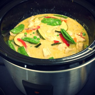 Slow Cooked Thai Green Chicken Curry Learnlovelift