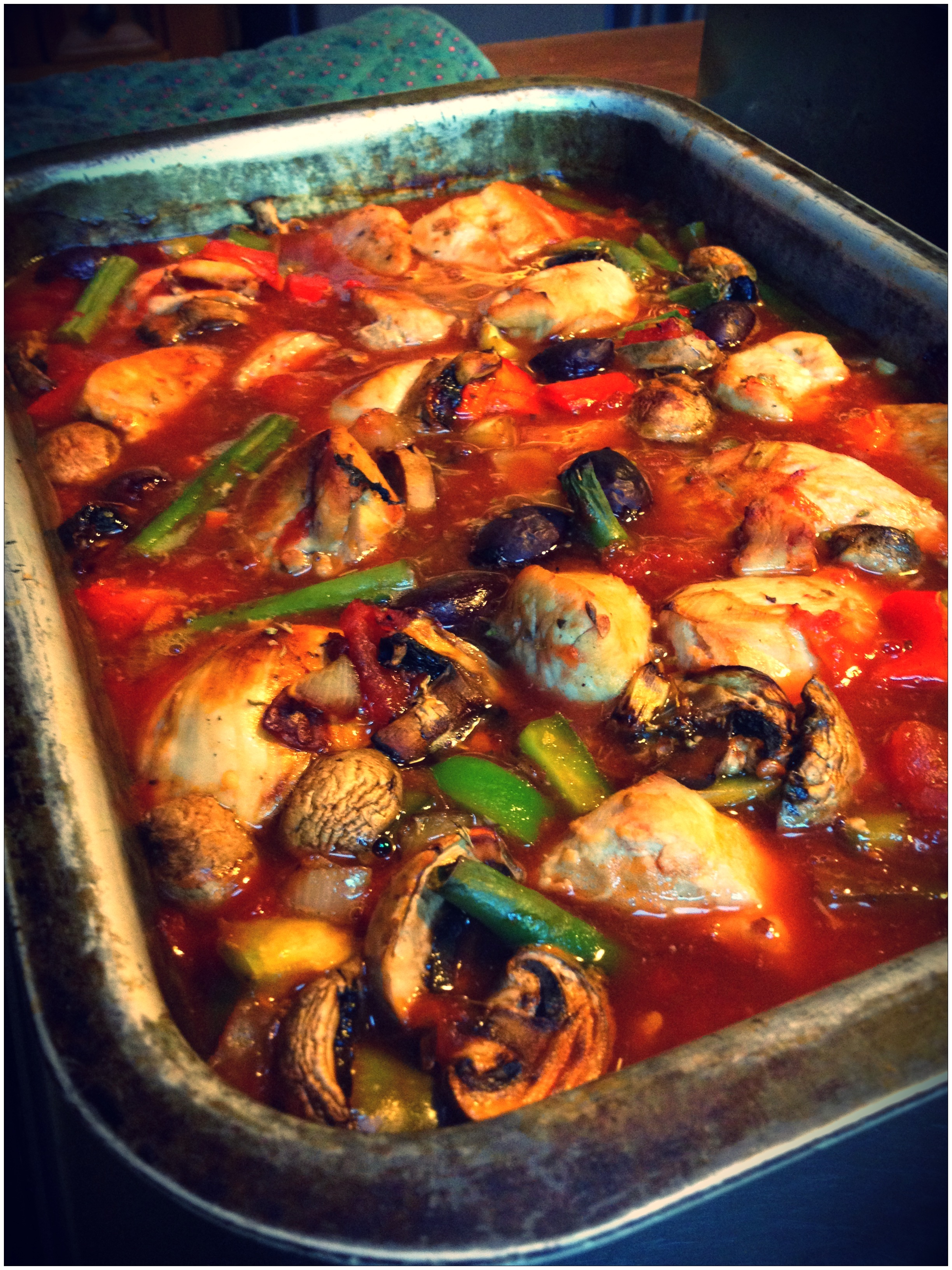 Mediterranean Chicken Bake Recipes — Dishmaps